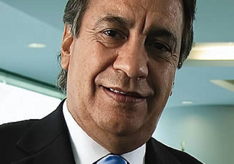 Miguel Rincón tiró dos veces el tabú del concurso mercantil y llevó su empresa a buen puerto. (Foto: Gilberto Contreras)