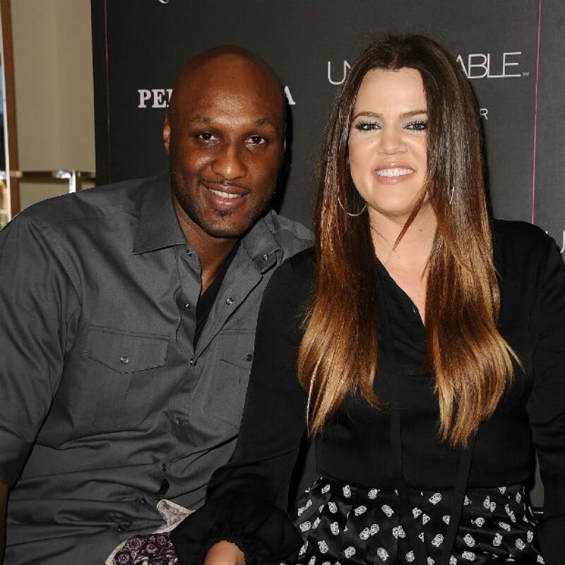Khloé y Lamar pusieron fin a su matrimonio en diciembre del año pasado.