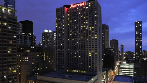 Marriott Hotel, Chicago