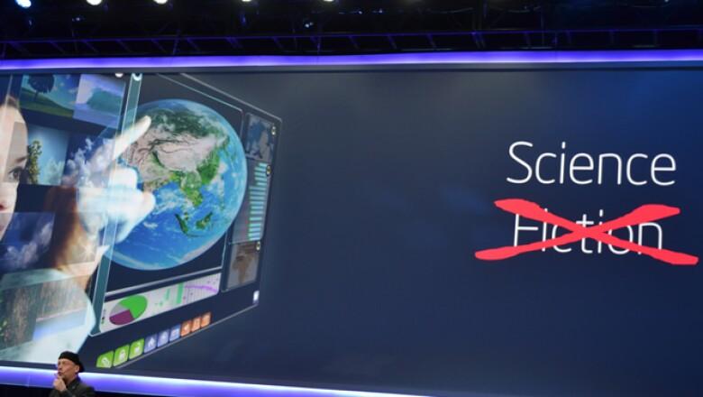 Intel cerró un acuerdo de colaboración con Microsoft para usar RealSense con Skype y desarrollar aplicaciones.