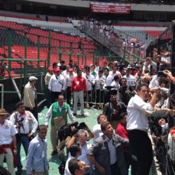 Peña Nieto Estadio Azteca 14