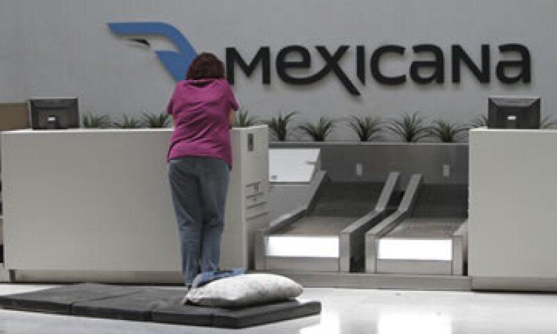 Mexicana de Aviación subastará equipo e instalaciones especiales en el AICM. (Foto: Cuartoscuro )