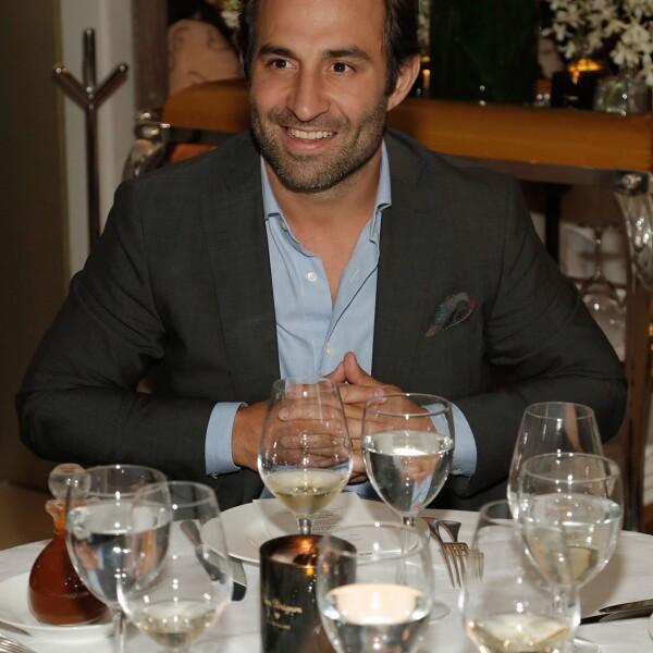 Cena maridaje con Dom Pérignon