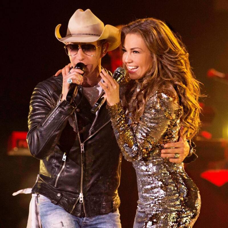 Erik Rubín y Thalía
