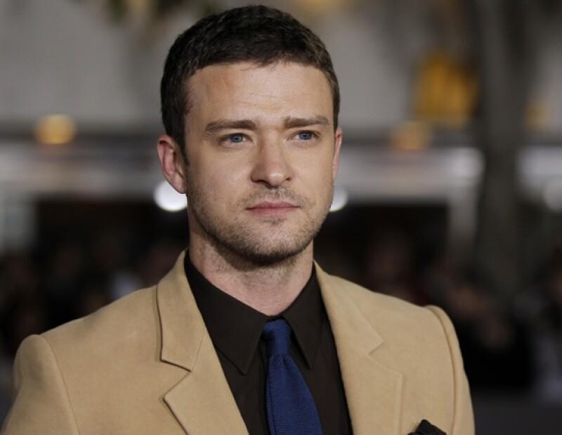 Justin Timberlake ha sido hombre de pocos pero muy intensos amores.