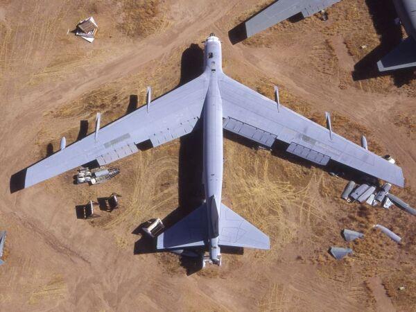 B-52 en el Comando Aéreo Estratégico
