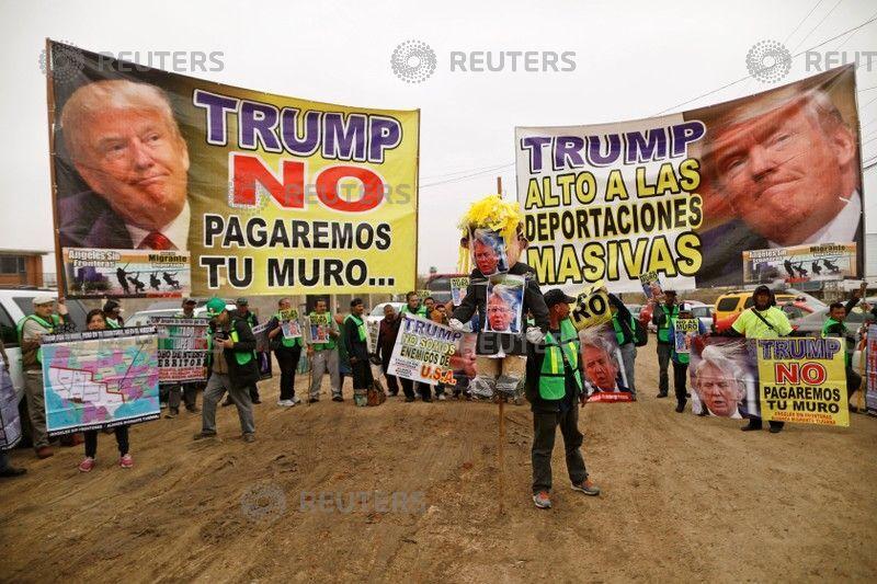 Protestas en Tijuana