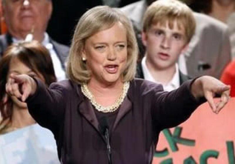 Meg Whitman enfrentará al ex gobernador demócrata Jerry Brown en la carrera para suceder a Arnold Schwarzenegger. (Foto: Reuters)