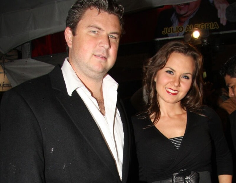 Leandro Ampudia es el papá de los hijos de Michelle Vieth.