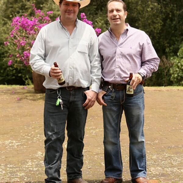 Carlos y Rodrigo Roel