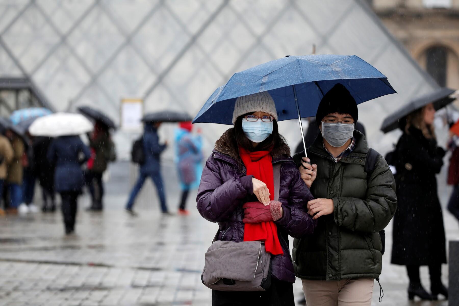 Louvre cerrado