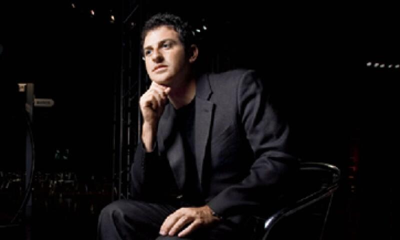 Jared Cohen, director de Google Ideas. (Foto: Adán Gutiérrez)