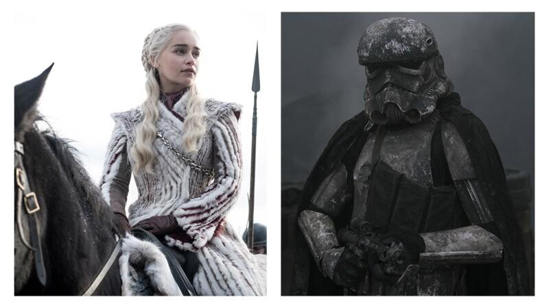Game of Thrones y Star Wars