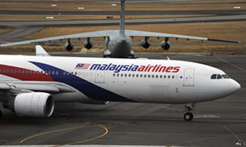 Malaysia Airlines ha operado en números rojos durante los últimos tres años. (Foto: EFE)