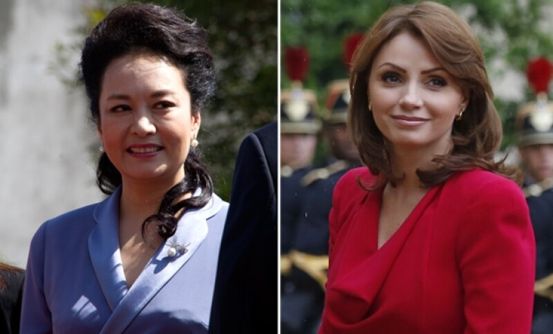 La esposa de Enrique Peña Nieto, y Peng Liyuan, esposa del presidente de China, Xi Jinping, harán un recorrido por los estudios San Ángel.