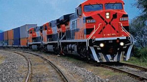 ferromex tren