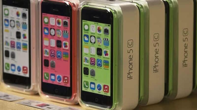 iphones en sus cajas