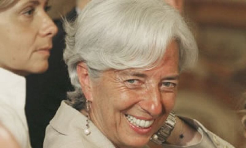 EU dijo que Lagarde tiene talento excepcional y amplia experiencia para dirigir el FMI. (Foto: AP)