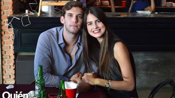 José Salame,Giselle Casillas
