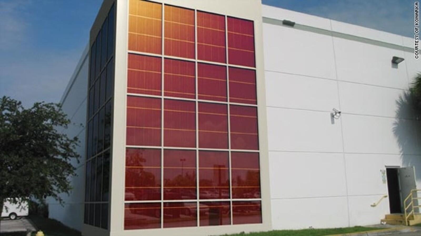 paneles solares plástico gal02