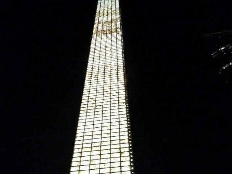 Estela de Luz del Bicentenario