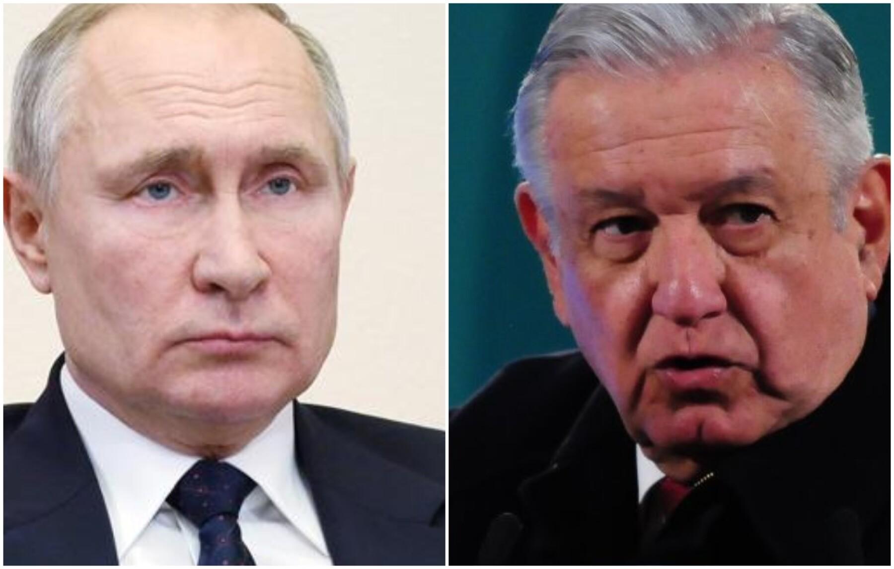 AMLO y Putín conversarán este lunes sobre la vacuna Sputnik V contra el COVID-19.