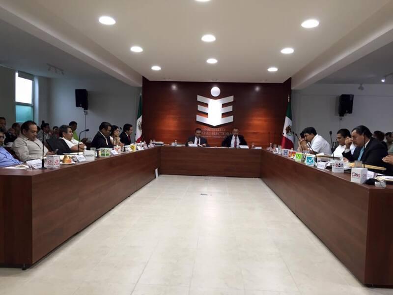 El Instituto Estatal Electoral de Oaxaca informó que los aspirantes no lograron el respaldo ciudadano que marca la ley.