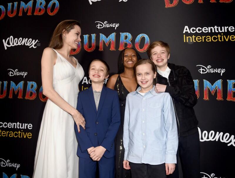 "Premiere Of Disney's ""Dumbo"" - Red Carpet"