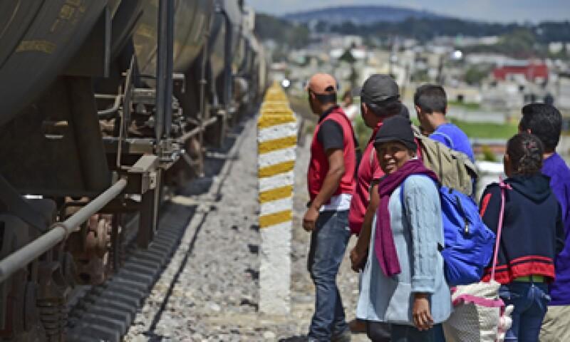 Los demócratas de la Cámara baja se quejaron de que el proyecto aprobado aceleraría las deportaciones de niños migrantes. (Foto: AFP)