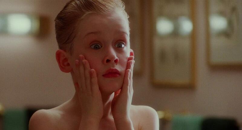 Resultado de imagen para Mi pobre angelito (1990)
