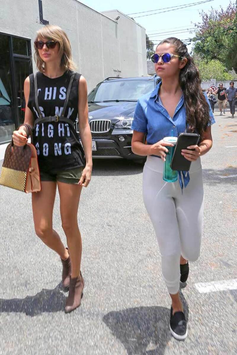 La amistad entre Taylor y Selena se ha fortalecido con el paso de los años.