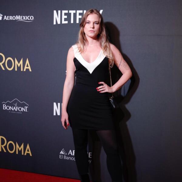 Ignacia Amalland, actriz.
