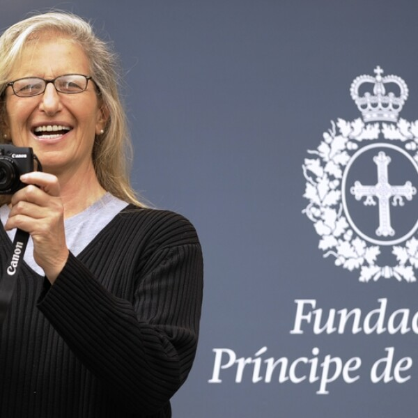 fotografa Annie Leibovitz premio Principe de Asturias