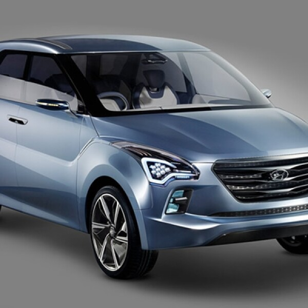 Aún como concepto, la automotriz japonesa perfila esta pequeña SUV para el mercado de adultos jóvenes, que busca un vehículo familiar pero con interiores de alta tecnología.