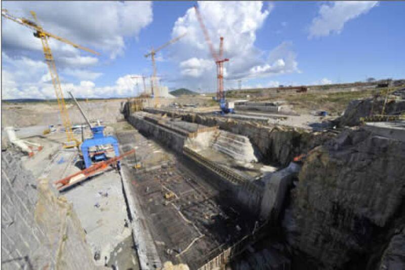 El BID otorgará 1.550 mdd a Venezuela para asegurar la construcción de la hidroeléctrica Manuel Piar. (Foto: Cortesía Gobierno de Venezuela.)