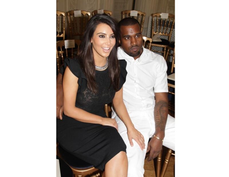 Como te informamos hace unos días, la empresaria y su novio Kanye West viajaron a Roma para celebrar el cumple número 32 de la estrella de reality show.