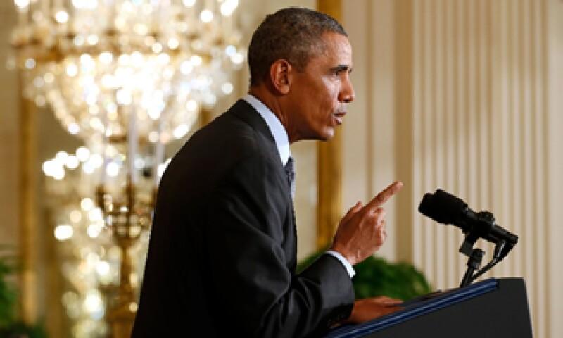 La última visita de Obama a México fue en mayo de 2013. (Foto: Reuters)