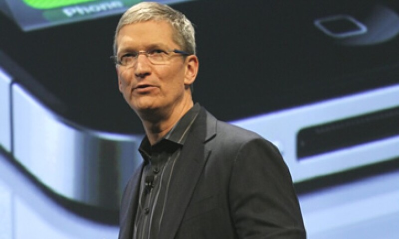 Ante la renuncia de Jobs, Tim Cook envió un comunicado al personal elogiando al ex CEO de Apple. (Foto: Reuters)