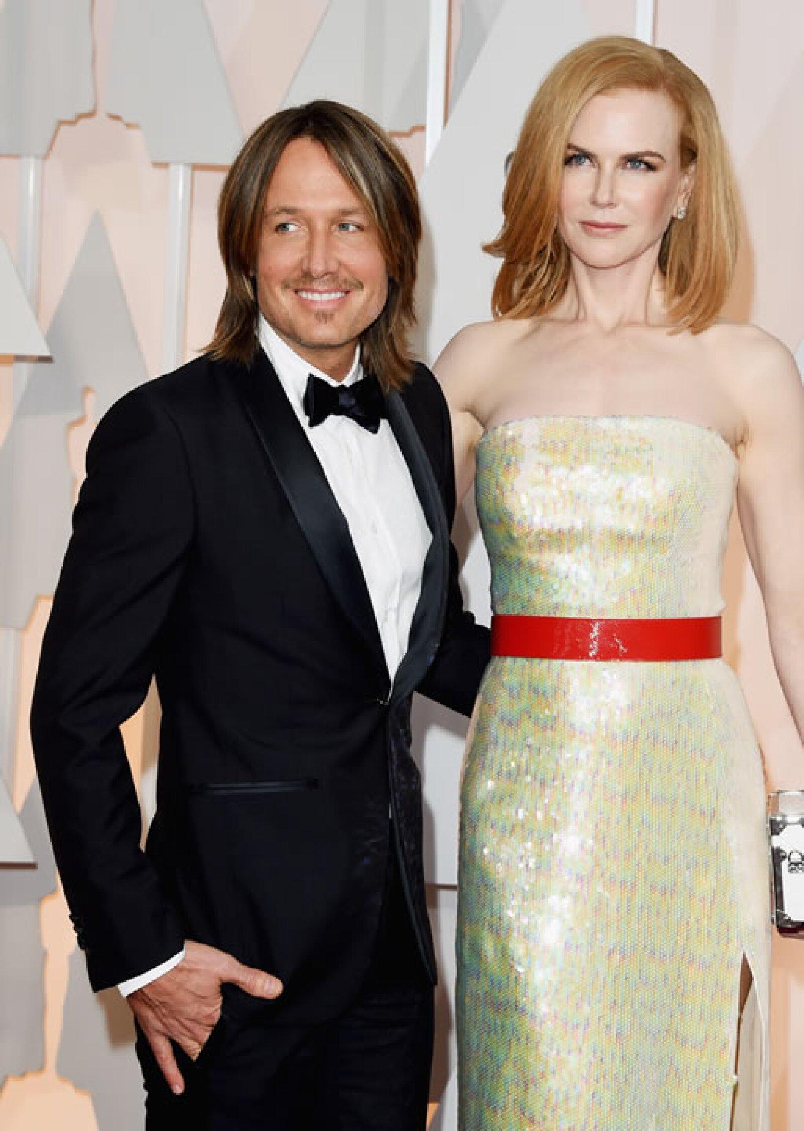Keith Urban, Nicole Kidman.