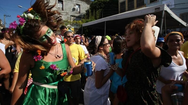precarnaval brasil rio de janeiro