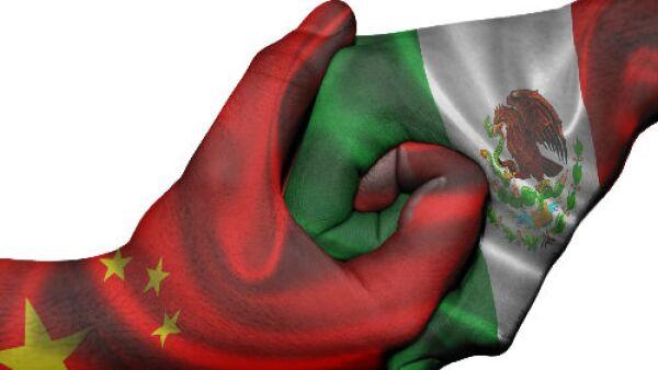 relaci�n de M�xico con China