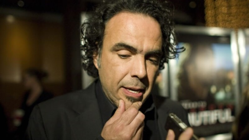 Gonzalez Iñarritu da entrevista