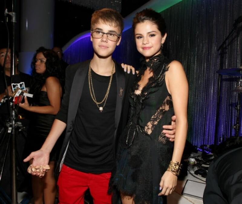 Justin y Selena eran calificados como la mejor pareja joven en la escena.