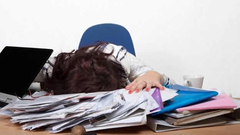 oficina frustracion trabajo