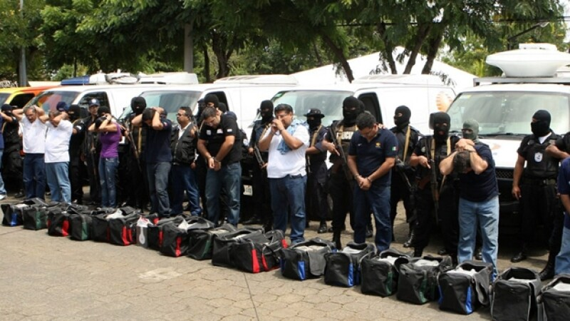 mexicanos detenidos en agosto en nicaragua