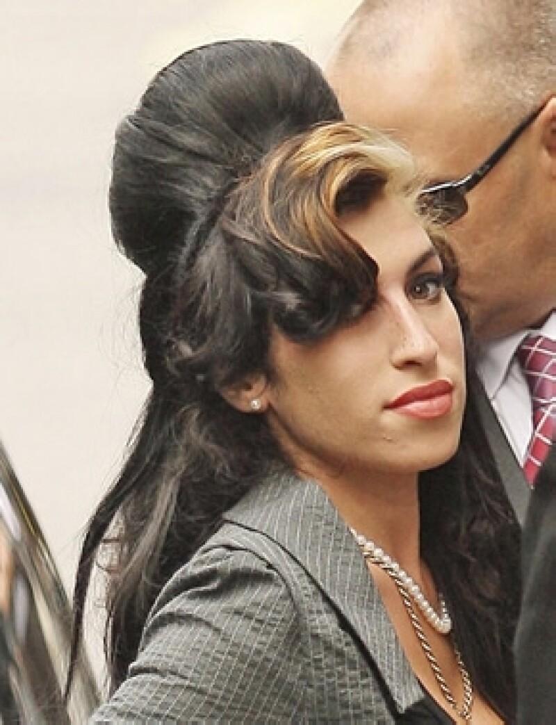 El lugar donde vivió la cantante los últimos años había sido sede de la Fundación Amy Winehouse desde su muerte.