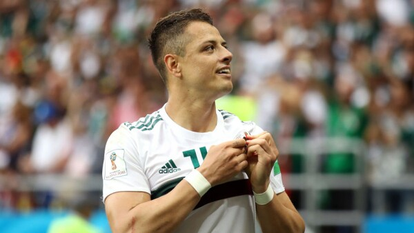 Chicharito Mundiales
