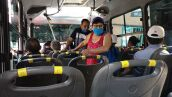 Transporte público coronavirus