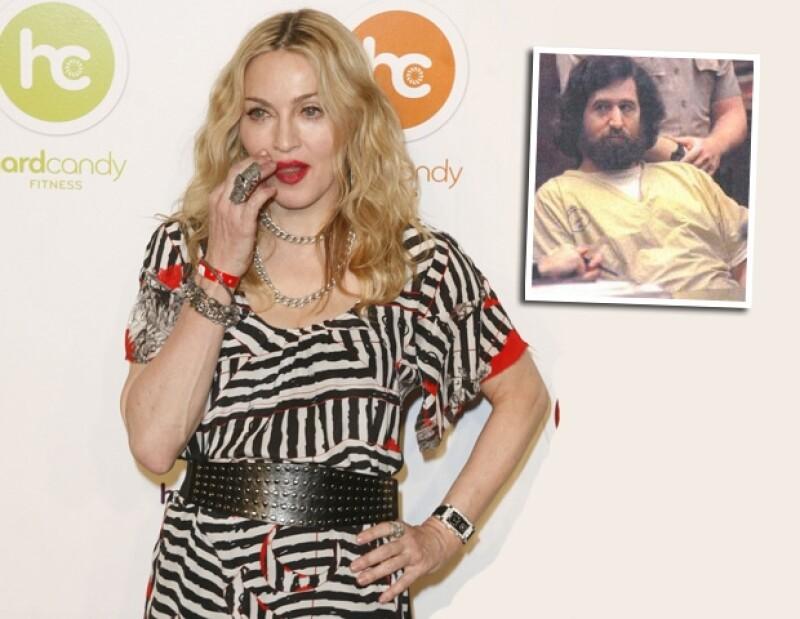 Madonna tuvo que tomar terapia luego de haber recibido las amenazas de muerte por parte de Robert Dewey.