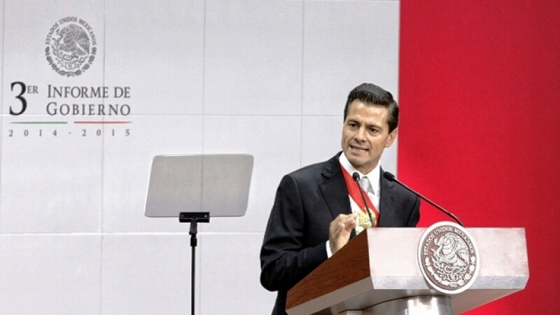Peña Nieto 3er informe 2